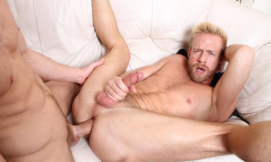 Shaft Lane 1 - Kayden Gray fucks Christopher Daniels