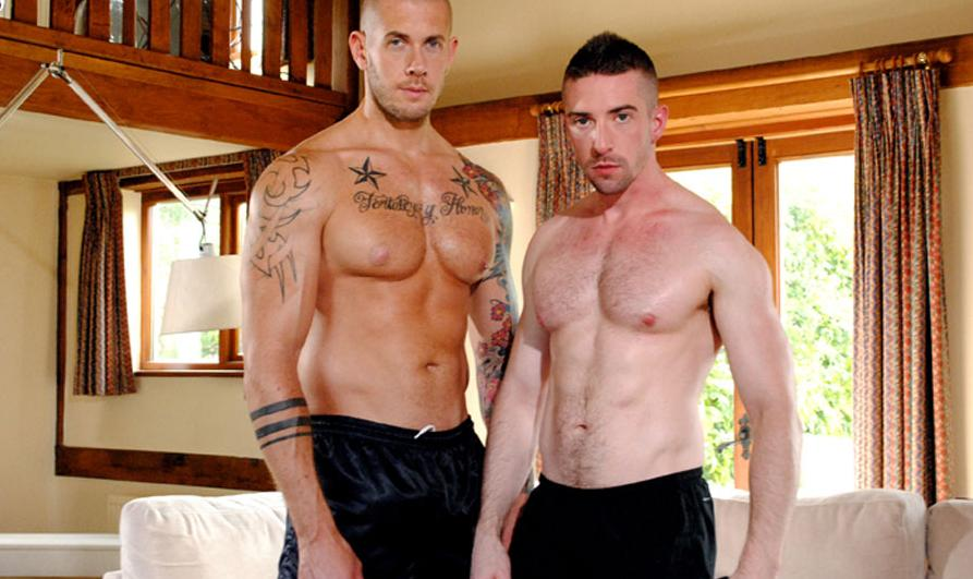Harley Everett & Scott Hunter